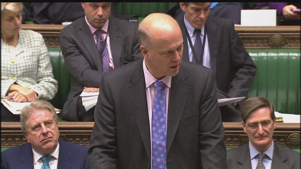 Chris Grayling and Dominic Grieve