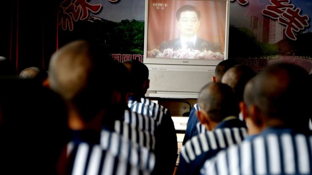 Chinese tune in for President speech