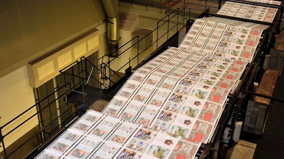 Leveson: Final edition of News of the World rolls off press