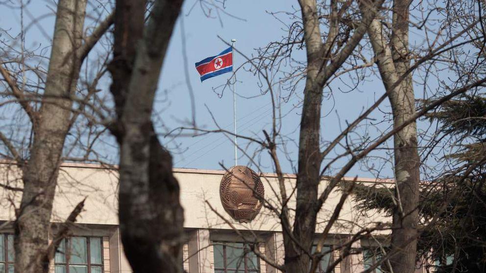 North Korea Embassy, Beijing