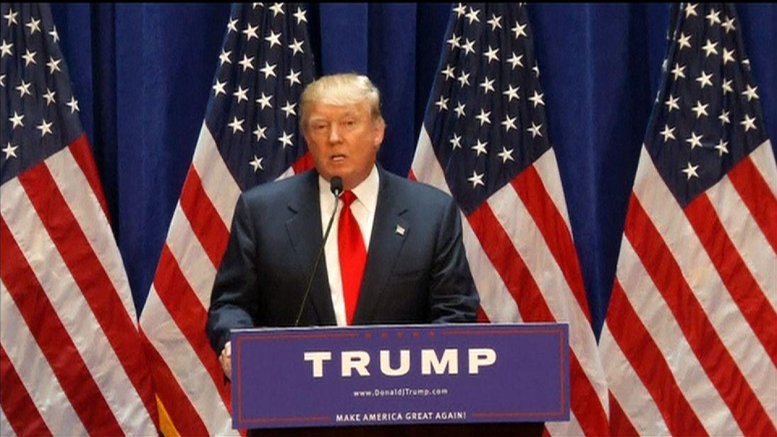 Donald Trump on Mexican immigrants (June 2015)
