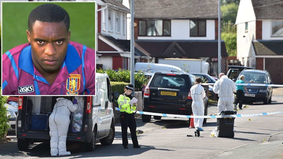 Dalian Atkinson and the scene where he was tasered