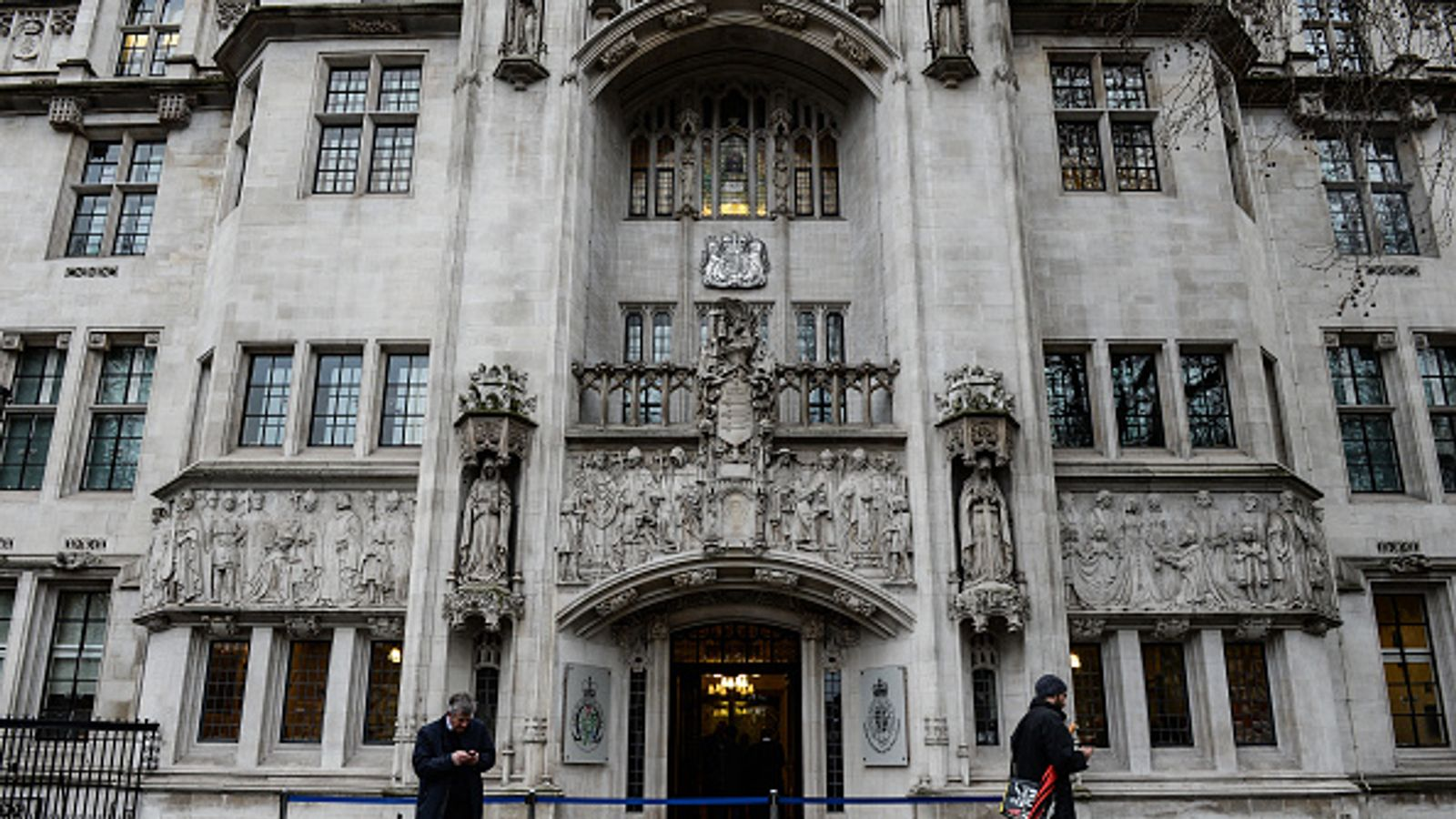 PM awaits Supreme Court's Brexit ruling | Scoop News | Sky ...