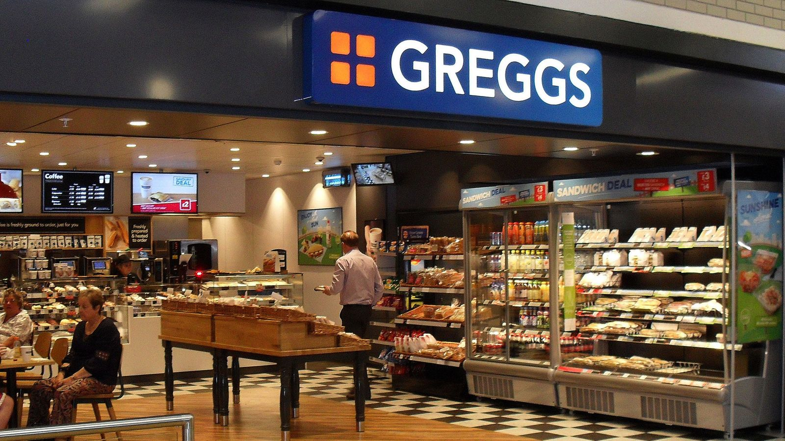 New Greggs stores expected to create 1,500 jobs