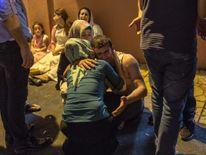 The blast struck at wedding party in southeastern Turkey