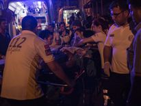 At least 22 people were killed and 94 injured in the attack