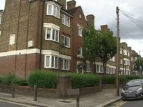 Police have searched the south London home of suspect Zakaria Bulhan