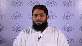 Sheikh Mostafa Mahamed of Jabhat Fateh al-Sham