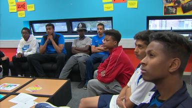 Kicks project helps Leicester youngsters
