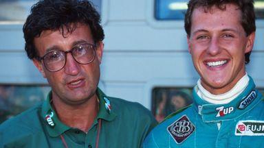 Schumacher's Debut - 25th Anniversary