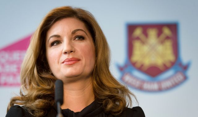 Karren Brady says she will take same pay cut as West Ham players