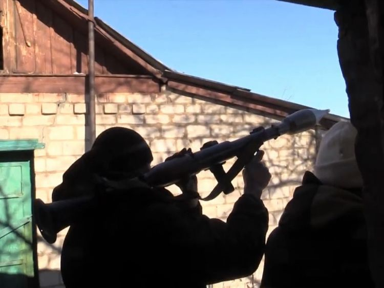 Russian mercenaries are alleged to have fought in eastern Ukraine