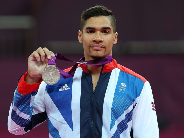 Louis Smith has been impressed with the Olympic Village