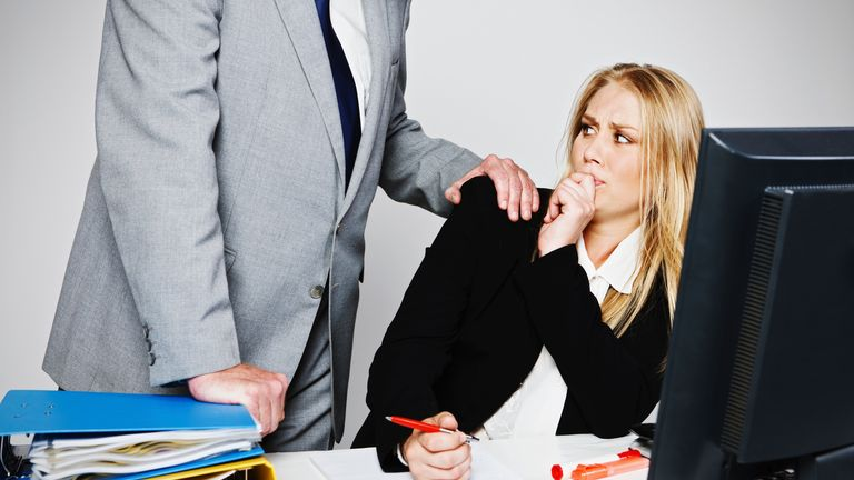 Level of sexual harassment in the workplace is 'shameful'