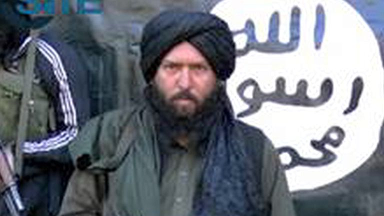 The leader of Islamic State in Afghanistan and Pakistan Hafiz Saeed Khan has been killed in a US drone strike. Pic: SITEINTELGROUP