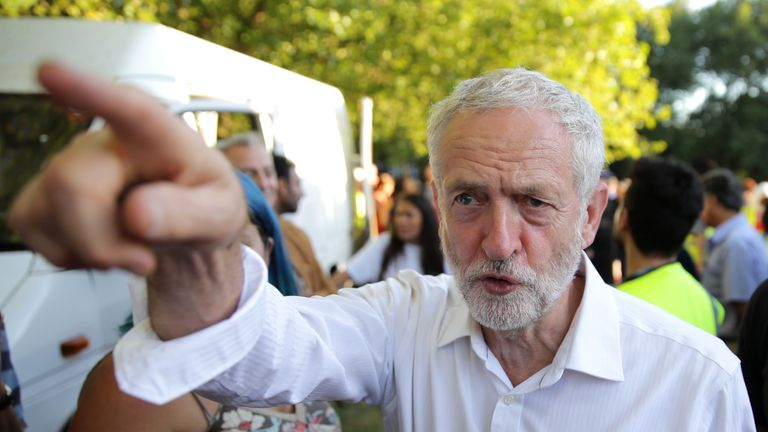 Jeremy Corbyn's Momentum campaign delivered him the leadership