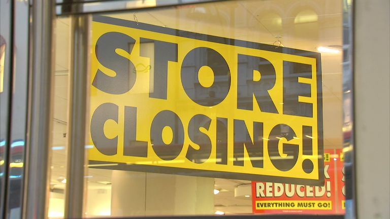 BHS close final few stores
