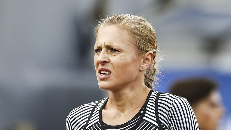 Stepanova blew the whistle on widespread doping in Russian athletics.
