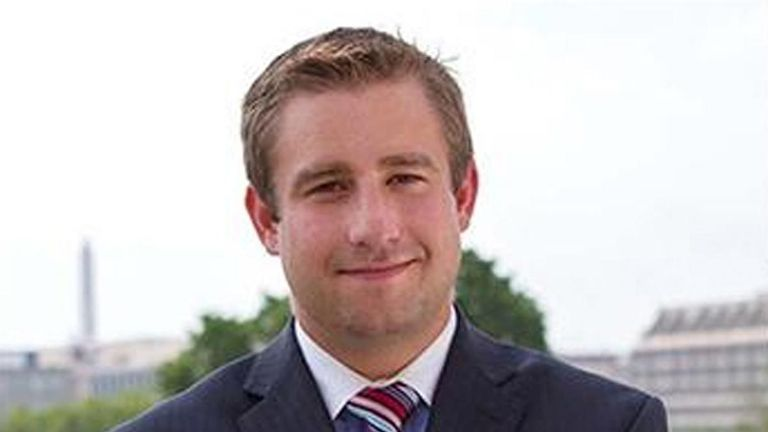 Seth Rich was shot twice in the back outside his home in Washington DC