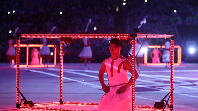 Part of the Rio closing ceremony was devoted to 2020 Olympic hosts Tokyo