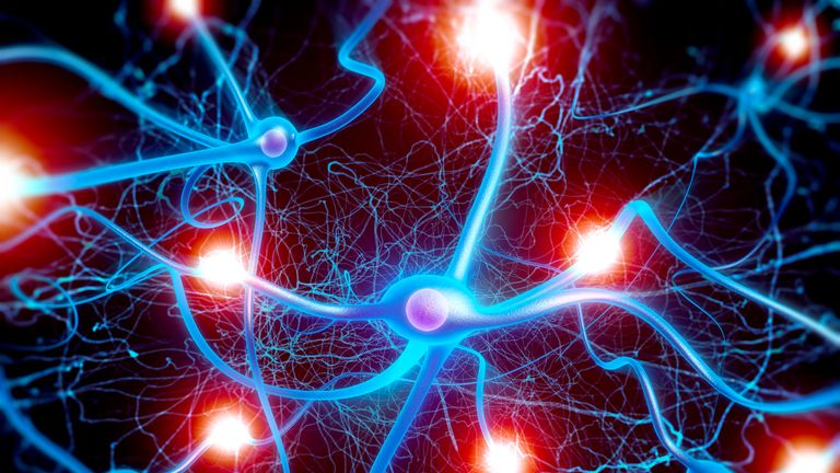 The crystal structure could help to mimic the human brain (File pic)