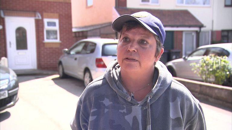 Paula Quinn says she saw Dalian Atkinson being tasered