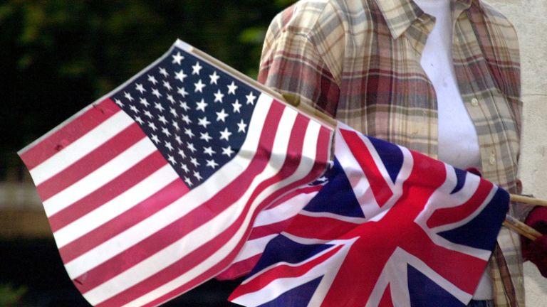UK and US Trade