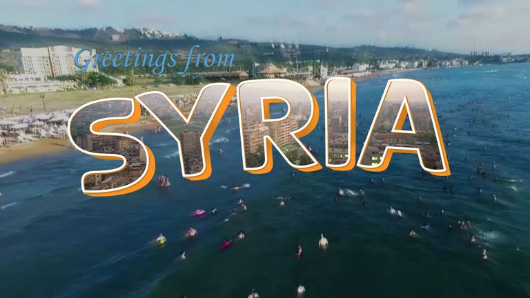 Syria Tourist Board Reveals Promo Clip With Slogan Always Beautiful