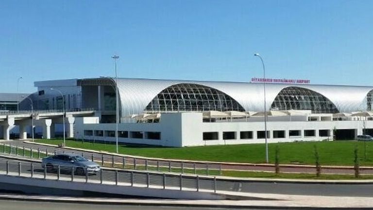 Diyarbakir International Airport
