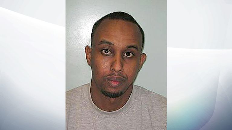 Muhiddin Mire, who went on an IS-inspired rampage at a Tube station