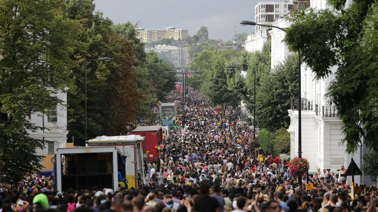 Met Police Boss Unapologetic Over Pre Notting Hill Carnival