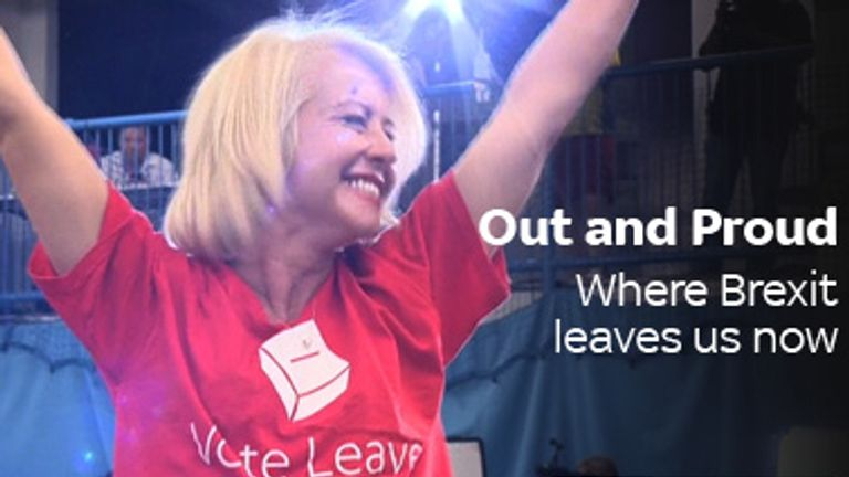 Out And Proud: Where Brexit Leaves Us Now