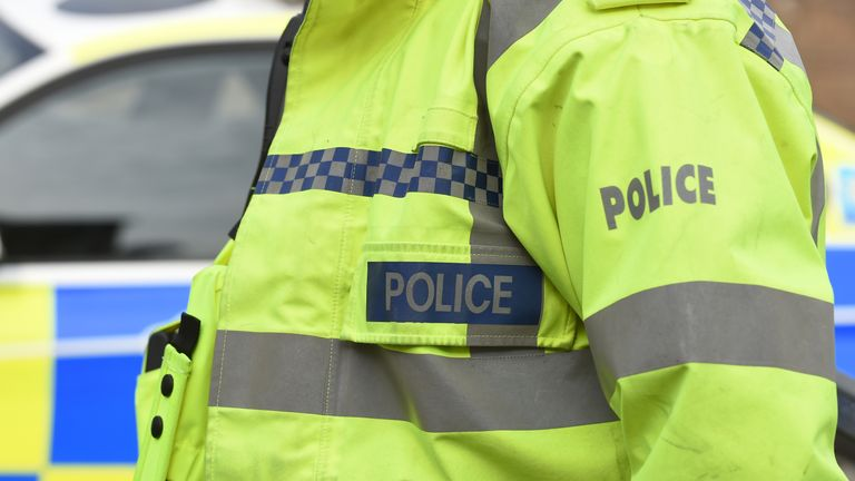 Police are still searching homes in the Stoke and Birmingham areas