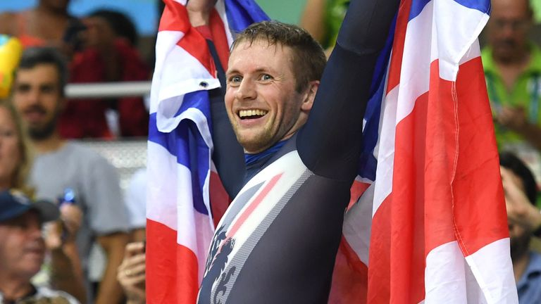 Jason Kenny, Rio 2016, Olympic Games