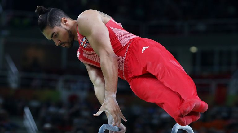 Louis Smith's mishap proved costly for GB