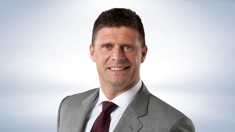 Football expert and pundit, Niall Quinn