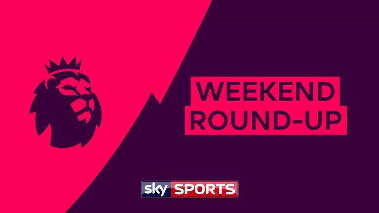 24dd890945b Weekend Roundup | Video | Watch TV Show | Sky Sports