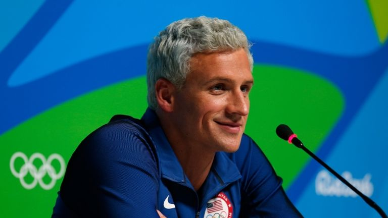 Ryan Lochte (Getty)