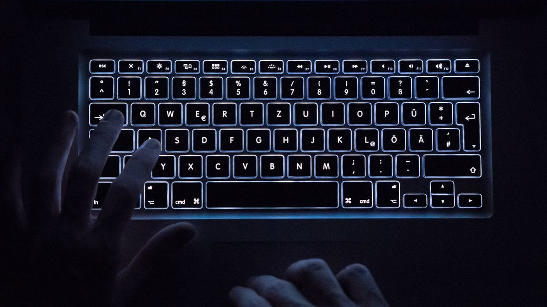 Online fraud is becoming an increasing problem in the UK, according to official figures