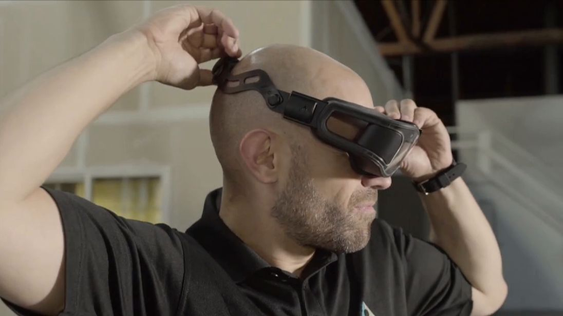 Atheer makes 3D interactive smart glasses