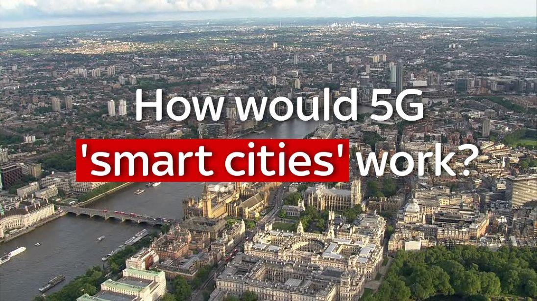 5G SMART CITIES VJU SLATE