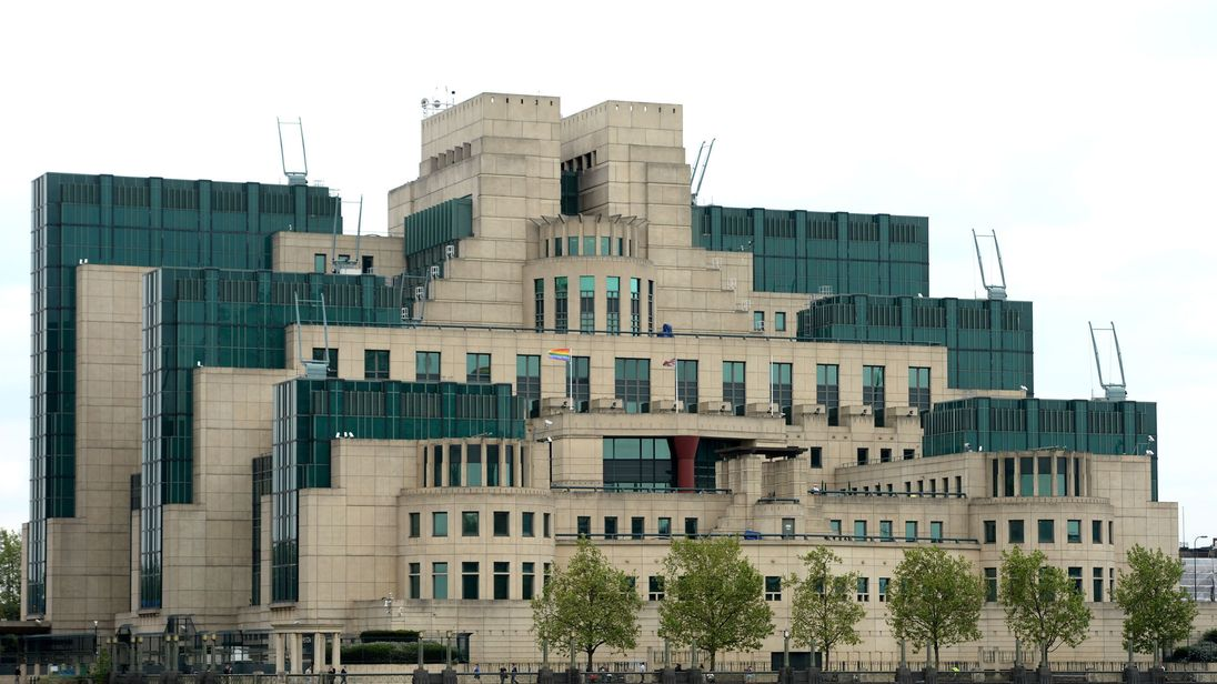 MI6 could have as many as 3,500 staff by 2020
