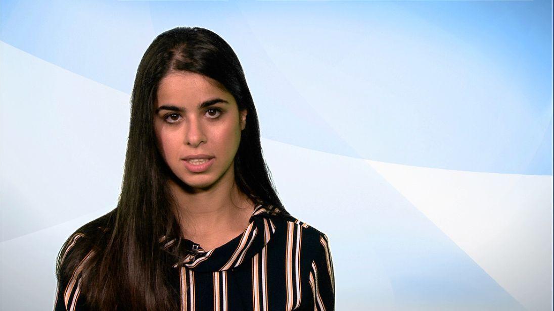 Salma Haidrani