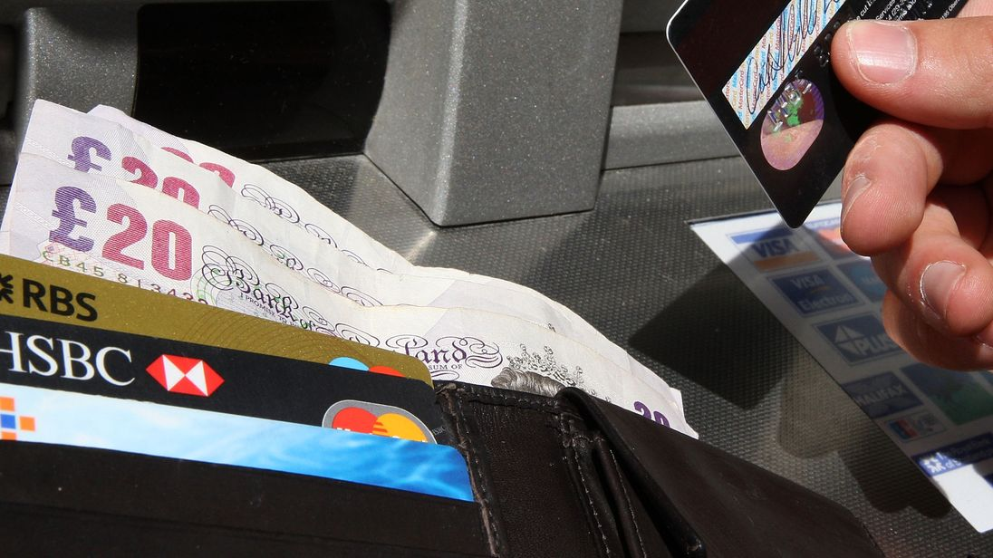 Debit cards overtake cash payments in the UK