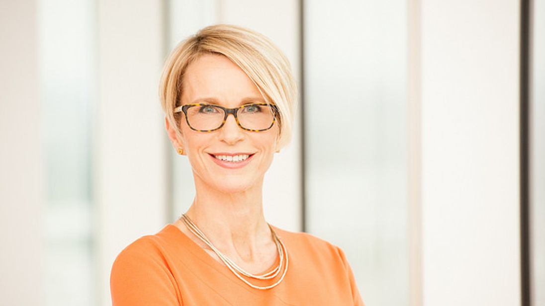 Emma Walmsley will lead GSK from 1 January