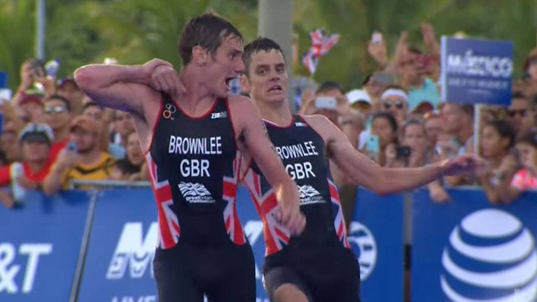 Jonny Brownlee