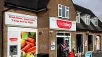 The One Stop convenience store on Hungary Hill in Stourbridge, West Midlands, where armed robbers unwittingly stole a family car with an 88-year-old woman sitting in the back as they tried to make their getaway during a crime spree. PRESS ASSOCIATION Photo. Picture date: Monday September 5, 2016. See PA story POLICE Stourbridge. Photo credit should read: Matthew Cooper/PA Wire