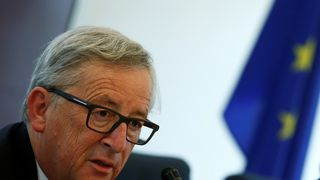 Jean-Claude Juncker has been accused of failing to prevent Brexit