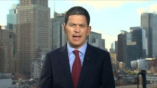 David Miliband says the UK should take in more refugees