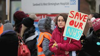 Hospitals are drawing up contingency plans to cope with a planned five-day strike by junior doctors.